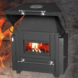Stoves and fireplaces for central heating