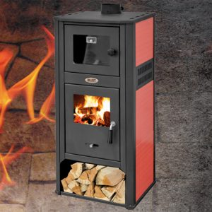Stoves with oven